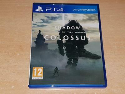Shadow of the Colossus PS4 Playstation 4 **FREE UK POSTAGE**