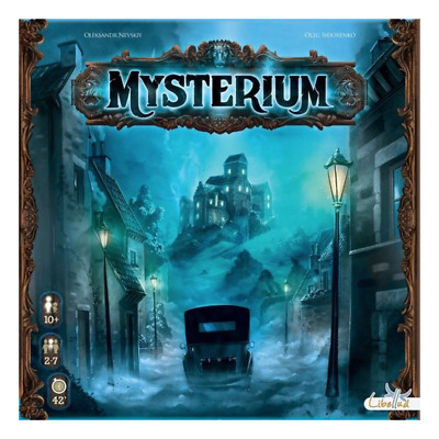 Mysterium Board Game - Loot - BRAND NEW
