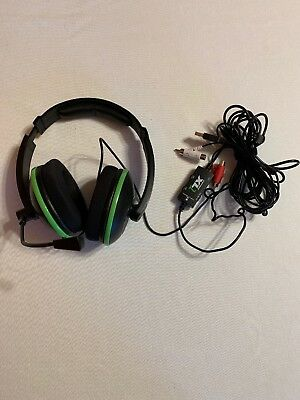 8c35e594ce1 TURTLE BEACH EAR Force XL1 Gaming Headset Headphones - $12.99 | PicClick