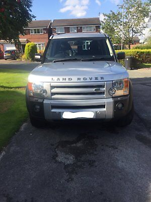 2006 56 Land Rover Discovery 3 Tdv6 Se 5D Auto Diesel