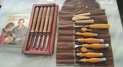 Wood Carving Tools (Sorby, Maples,Craftsman)