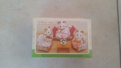 Sylvanian Famalies 3-Piece Suite No 2922