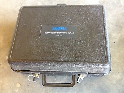 Electronic Refrigerant Charging Scale Thermal 5100 Old School