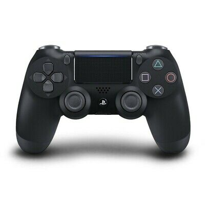 PS4 - Original Wireless DualShock 4 Controller #Jet Black / schwarz V2 [Sony]