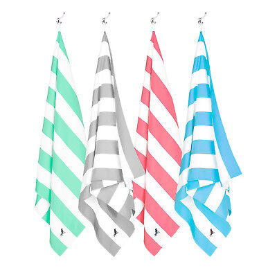 Dock & Bay Quick Dry Beach Towels, Compact & Sand Free - 11 colours