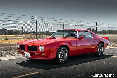 1973 Pontiac Trans Am Super Duty Real Super Duty! Only 59k miles. Matching #'s. 1 of 180 made. Excellent Car!