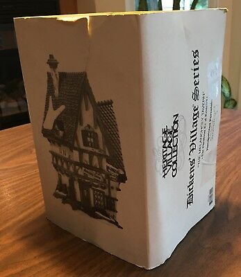 Department 56 Dickens Village Series The Melancholy Tavern New