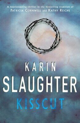 Kisscut by SLAUGHTER, Karin Hardback Book The Cheap Fast Free Post
