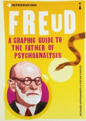 Introducing Freud: A Graphic Guide by Zarate, Oscar Paperback Book The Cheap
