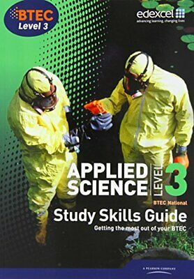 Applied science, BTEC National: Level 3, Study skills g... by Matthews, Ms Julie