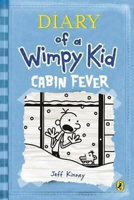 Diary of a Wimpy Kid: Cabin Fever (Book 6) by Kinney, Jeff Book The Cheap Fast