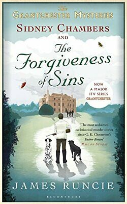 Sidney Chambers and The Forgiveness of Sins: Grantchester My... by Runcie, James