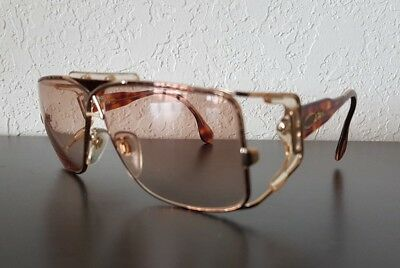 Vintage CAZAL Model 955 Color 33 EYE GLASSES FRAME Made In Germany Prescription