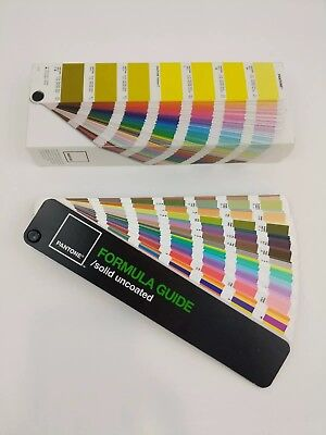 Pantone Formula Guide Solid Uncoated 3rd Edition 2006 Excellent + Storage Case