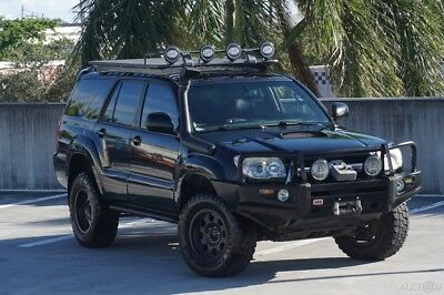 2008 Toyota 4Runner 2008 TOYOTA 4RUNNER SR5 SPORT V8 4X4 LIFTED 2008 TOYOTA 4RUNNER SR5 SPORT 4X4 1 OF A KIND $10K IN UPGRADES ROOF RACK LIFTED