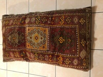 Antique Camel Saddle Bag Turkish