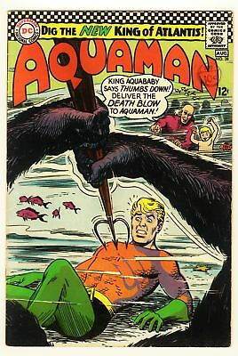 Aquaman - No 28 - 1966 - Nice copy!