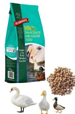*Mr Johnson's Wildlife Swan, Duck and Goose Natural Healthy Diet Food Supplement