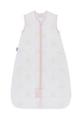Grobag Sleeping Bag 6-18 Months 0.5 Tog Travel baby girl cotton RRP £24.50