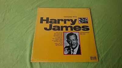 Harry James And His Orchestra – Swinging' With / unplayed ARCHIV LP ❤