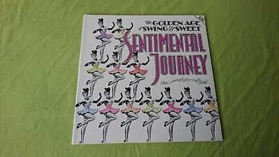 V.A. - SENTIMENTAL JOURNEY The golden age of Swing & Sweet / unplayed ARCHIV LP❤