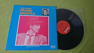 Frank Sinatra – The Young Frank Sinatra / unplayed ARCHIV LP ❤