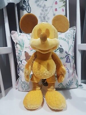 Mickey Mouse Limited Edition February Plush