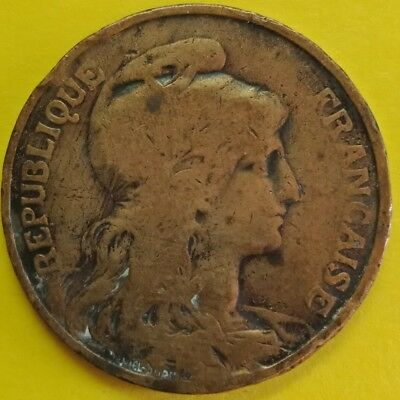 Goblincoins ! Very old coins Frence 1900!  great deal great grade extra rare