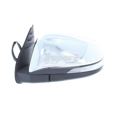 12-18 Left Hand N//S Passenger Side Clear Wing Mirror Indicator Toyota Prius