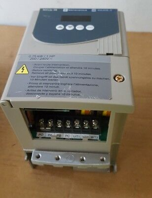 Telemecanique Atv28Hu18M2  Inverter Drive  (Br2.1B6)
