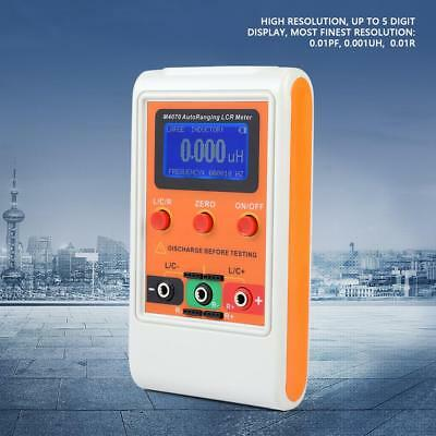 M4070 LCR In Circuit Meter Auto Range Inductance/ Capacitance/ Resistance Tester