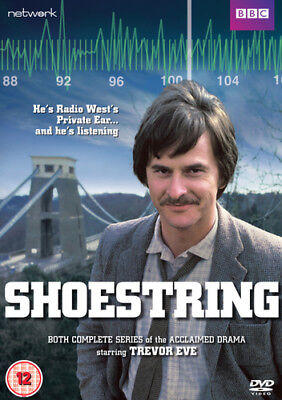 Shoestring: The Complete Series DVD (2018) Trevor Eve ***NEW***