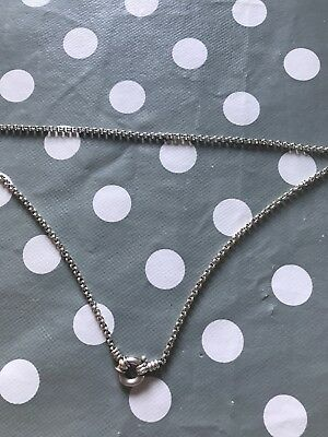 Links Of London Necklace For Charms 925 sterling silver