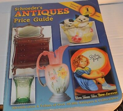 Schroeder's Antique Price Guide 18th Edition 2000
