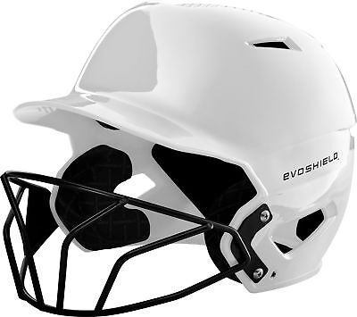 Evoshield Youth XVT Batting Helmet With Facemask