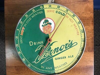 Vernor's Thermometer