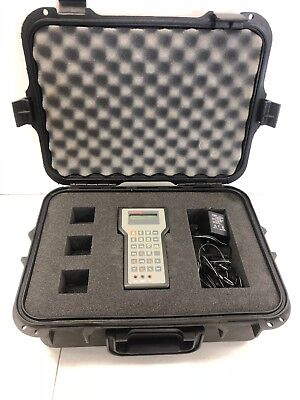 Heise PTE-1 Dual Display LCD Handheld Digital Calibrator W HQS-XS and Case