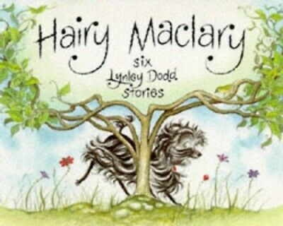 Hairy Maclary Omnibus: Six Hairy Maclary Stories in ... by Dodd, Lynley Hardback