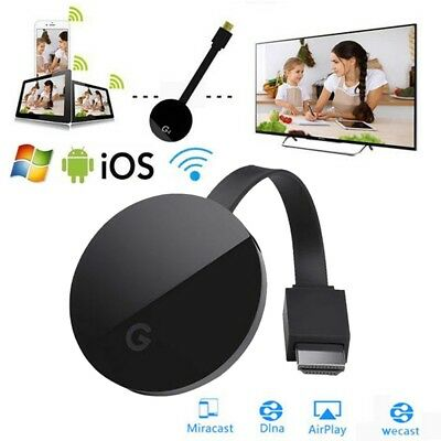Ultra Premium TV Streaming Device 1080P HDR WiFi Ethernet For Google Chromecast