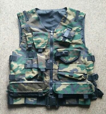 Genuine Russian Special Forces OMOH Tactical Assault Vest. Airsoft, Paintball
