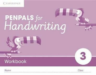 NEW Penpals for Handwriting By Gill Budgell Multi-Copy Pack Free Shipping