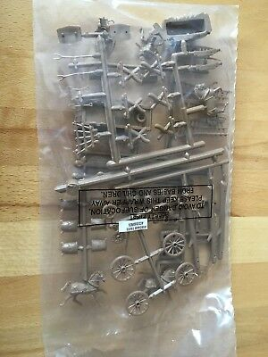 Airfix Waterloo Accessories Soldaten Figuren 1:72 OVP / Mint