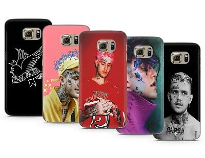LIL PEEP MEMORY CASE XMAS GIFT phone case cover fits for Samsung