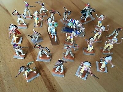 Revell Indians Sioux Figuren 1:72 painted bemalt