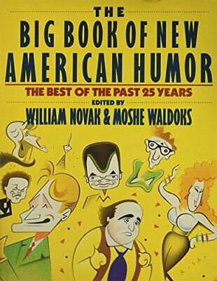 The Big Book of New American Humor Paperback Book The Cheap Fast Free Post