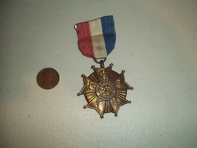 Wwii Ww2 Us Utica New York Victory Medal