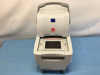Eppendorf Pro vapo.protect Mastercycler PCR System 96-Well, 60-day Warranty #3