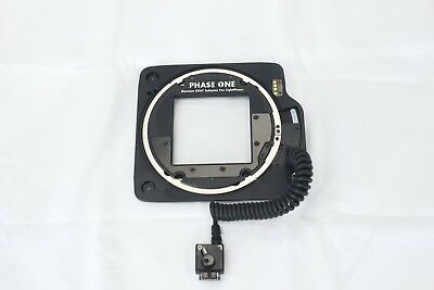 Phase One Mamiya RZ67 adapter for Lightphase P20, P25, P45, Hasselblad V