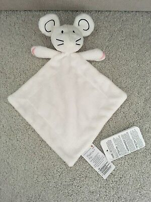 Usborne Mothercare That's Not My.. Mouse Comfort Blanket Soft Toy Books NEW Baby