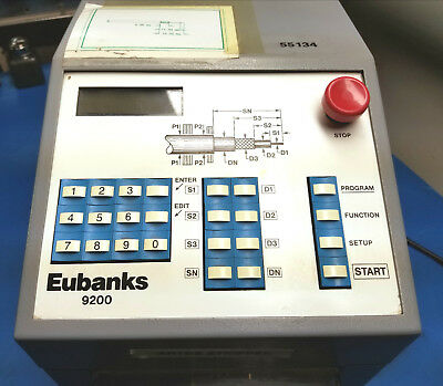 Eubanks 9200 Wire Stripper